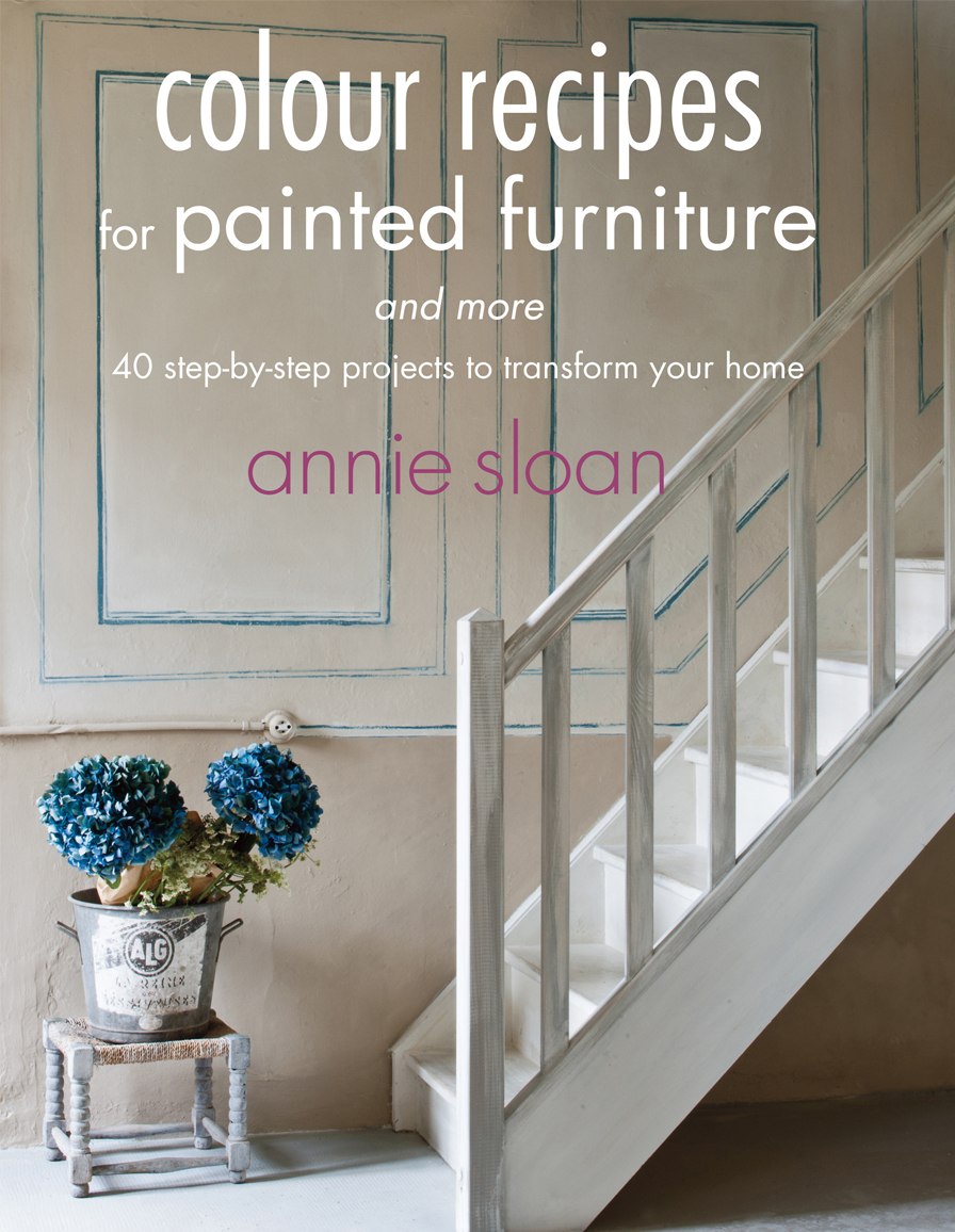 4.1 Colour Recipes for Painted Furniture and More