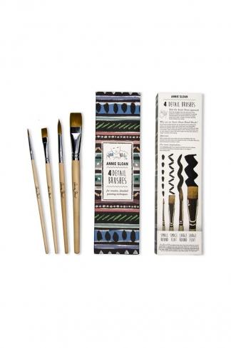 "Dekoravimo teptukų rinkinys ""Detail brushes"""